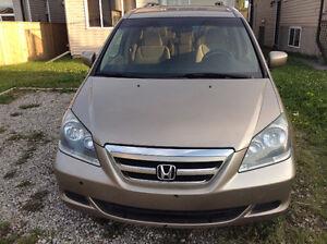 2007 Honda Odyssey Wagon