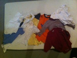 Whole lot 12 month jumpers for boys