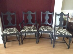 ANTIQUE BELL FURNITURE CHAIRS SOUTHAMPTON NO. 996