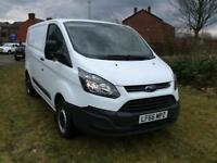 2016 66Ford Transit Custom 2.2TDCi ( 100PS ) 2013.5MY 290 L1H1 van for sale