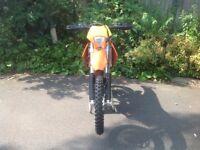 KTM 250excf