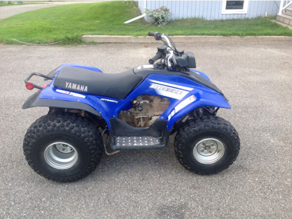 Used 2003 Yamaha Breeze