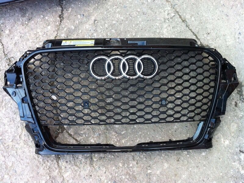 Audi rs3 2016 8v5 genuine honey comb grille for sale