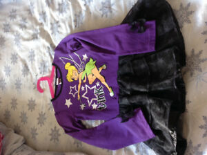 Girls Size 6x Disney Tink Shirt