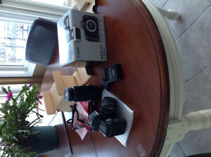 As New Canon 5D Mark 2 with extras