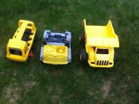 3 Outdoor Play Toys