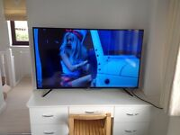 "60"" 4K ultra HD LED tv"