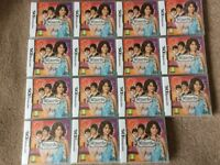 15 x Nintendo DS game Disney wizards of Waverley place (BRAND NEW)