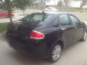 ford focus 2010 SEL