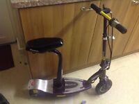 Razor Electric scooter E100s