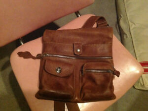 Roots Original shoulder bag brown $125.00