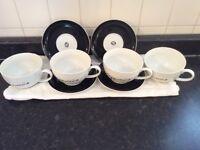 John Lewis cappuccino cup & saucer set