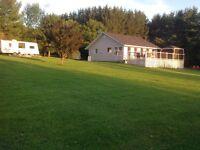 Cottage on Washademoak Lake