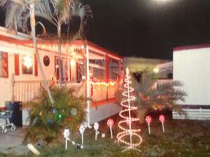 Maison mobile à vendre en Floride- offre d'une seule fois