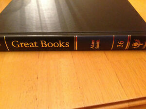 Great books of the western world Encyclopedia Britannica