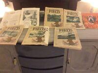 Pre-War Scottish Field Magazines
