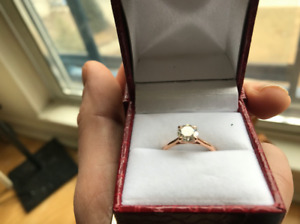 NEVER WORN DIAMOND RING FOR SALE