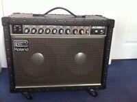 Roland JC-77 Jazz Chorus guitar amp original 1980s made in Japan