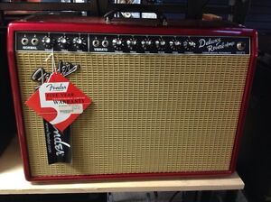 Brand New Limited Edition Fender Paisley '65 Deluxe Reverb