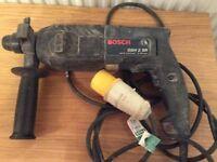 Bosh GBH 2SR Hammer Drill 110V