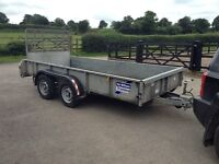 Wanted car trailers, horse trailers, all types for cash.
