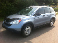 2007 HONDA CRV AWD 2.4 VTEC Auto Cheap On Gas Great Condition