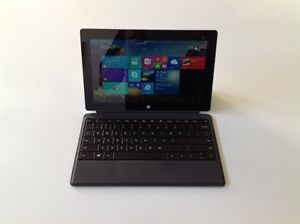 tablette surface 2 hybride