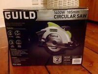 Guild 185mm Circular Saw 1400 W