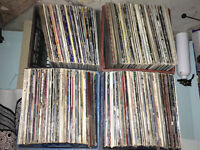 Nearly 300 Vinyl LPs for sale - Many classics/rarities!