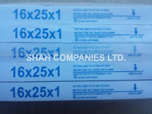 """16""""x25""""x1"""" FURNACE FILTER A Grade Quality (AIR FILTER) ON SALE"""