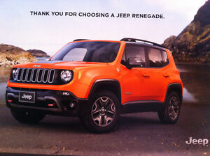 2016 Jeep Renegade sport SUV, Crossover