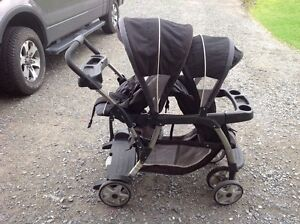 Ready To Grow Duo Stroller