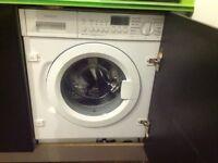 Siemens integrated washing machine SI 14.44, £90