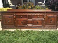 Antique Cabinet REDUCED TO $175