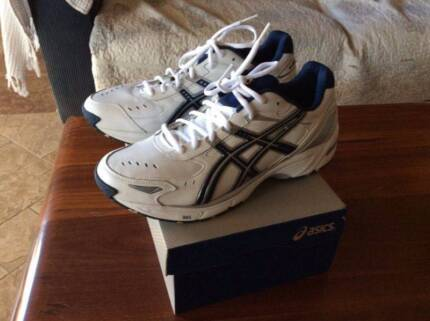 A pair of brand new ASICS shoes US 11 for sale