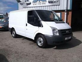 2008 08 FORD TRANSIT SWB LOW ROOF 85BHP ONE OWNER IN WHITE JUST SERVICED DIESEL