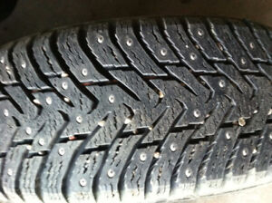 Hakkapelitta Studded Winter Tires