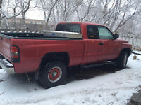 1999 Dodge Power Ram 1500 Camionnette