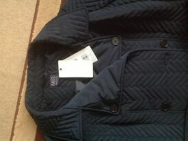 New with tags m&s size 20 storm coat