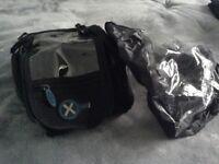 Oxford mini motorcycle tank bag
