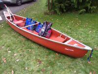 Coleman Canadian Open Canoe