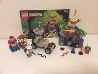 LEGO Adventurers Spiders Secret & Ruler of the Jungle - 100% Complete
