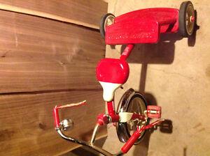 Retro Radio Flyer tricycle
