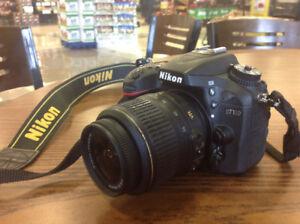 Nikon D7100 body kit, lenses available