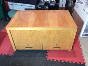 Oak (cedar lined) Chest