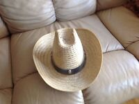 2. AUTHENTIC.  COWBOY HATS from OUT WEST