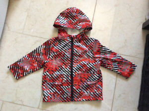 Size 3 Boy Rain Coat