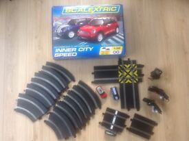 Scalextric C1194 Inner City Speed Race Set