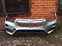 BMW X1 f48 2015 2016 genuine front bumper for sale