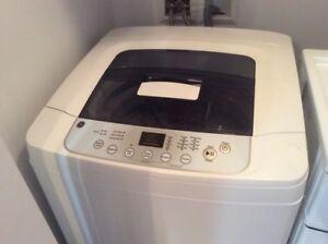 GE laveuse mobile pour petit espace